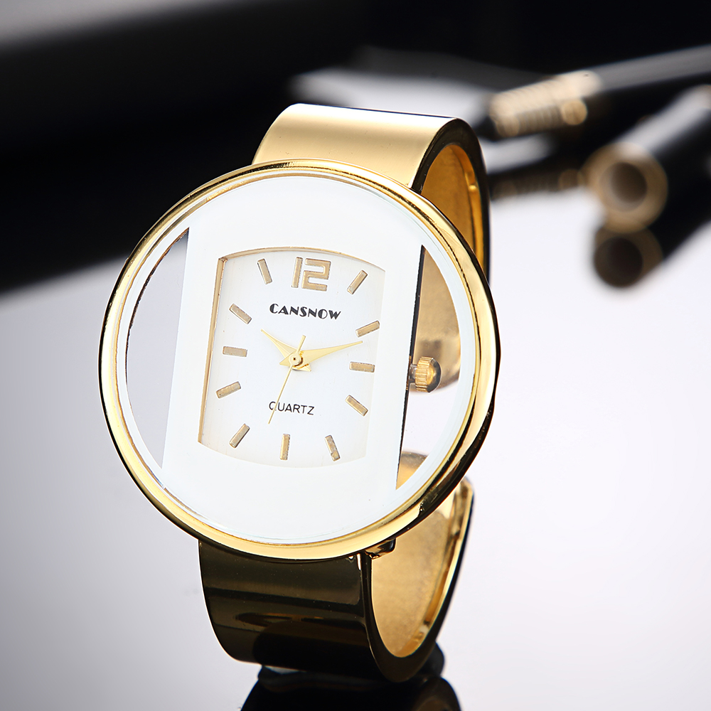 Women Watches 2019 New Luxury Brand Bracelet Watch Gold Silver Dial Lady Dress Quartz Clock Hot