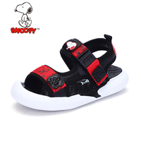 Snoopy Boy Sandals For Beach Summer Shoes Kids Sandals Casual Children Shoes Cut outs Sport Sandals For baby