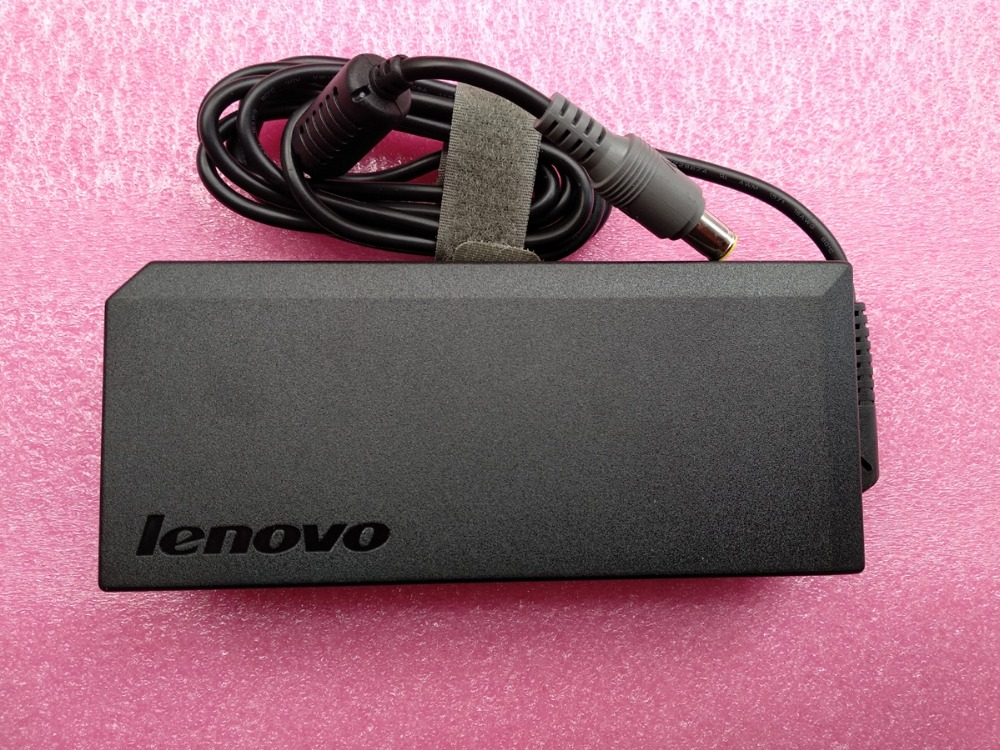 20V 6.75A 135W Original AC Adapter Charger Laptop Power Supply For Lenovo ThinkPad T530 T520 W530 W520 W510 3PIN 45N0059 45N0055 new original 170w 20v 8 5a ac laptop charger adapter power supply for lenovo thinkpad w530 w520 laptop 3 pin