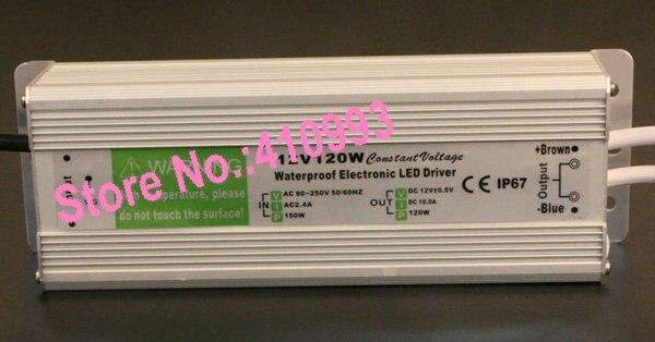 DC12V 120W transformer ip67 underwaterproof for pool led 12VDC12V 120W transformer ip67 underwaterproof for pool led 12V