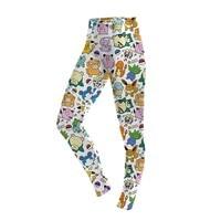 Summer autunm leggings cartoon pokemon go pikachu print women legging sexy font b leggins b font.jpg 200x200