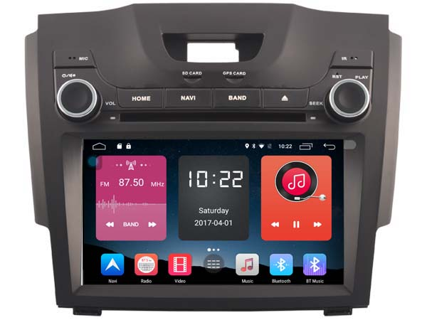 Android 6.0 CAR DVD FOR CHEVROLET COLORADO / LTZ 2013 car audio gps player stereo head unit Multimedia build in 4G <font><b>module</b></font>