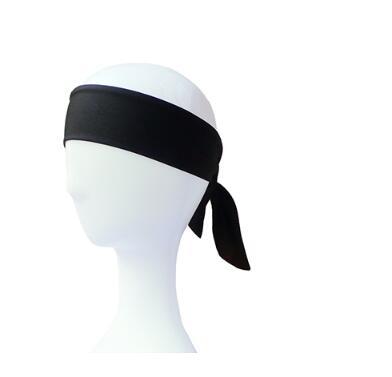12pcs/lot New Tie Back Headbands Stretch Sports Sweatbands Hair Band Moisture Wicking Workout Sport Yoga Running Men Women Bands