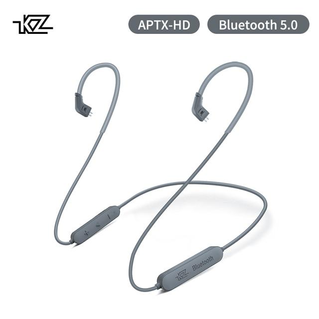 KZ Aptx 2Pin 5.0 Bluetooth Kabel CSR8675 Bluetooth Module 0.78 Headset Upgrade Kabel Voor ZST ZS10 AS16 ZSN AS10 BA10 ZSR ZS10pro