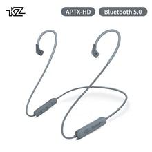 KZ Aptx 2Pin 5.0 บลูทูธสาย CSR8675 โมดูลบลูทูธ 0.78 ชุดหูฟังอัพเกรดสำหรับ ZST ZS10 AS16 ZSN AS10 BA10 ZSR ZS10pro