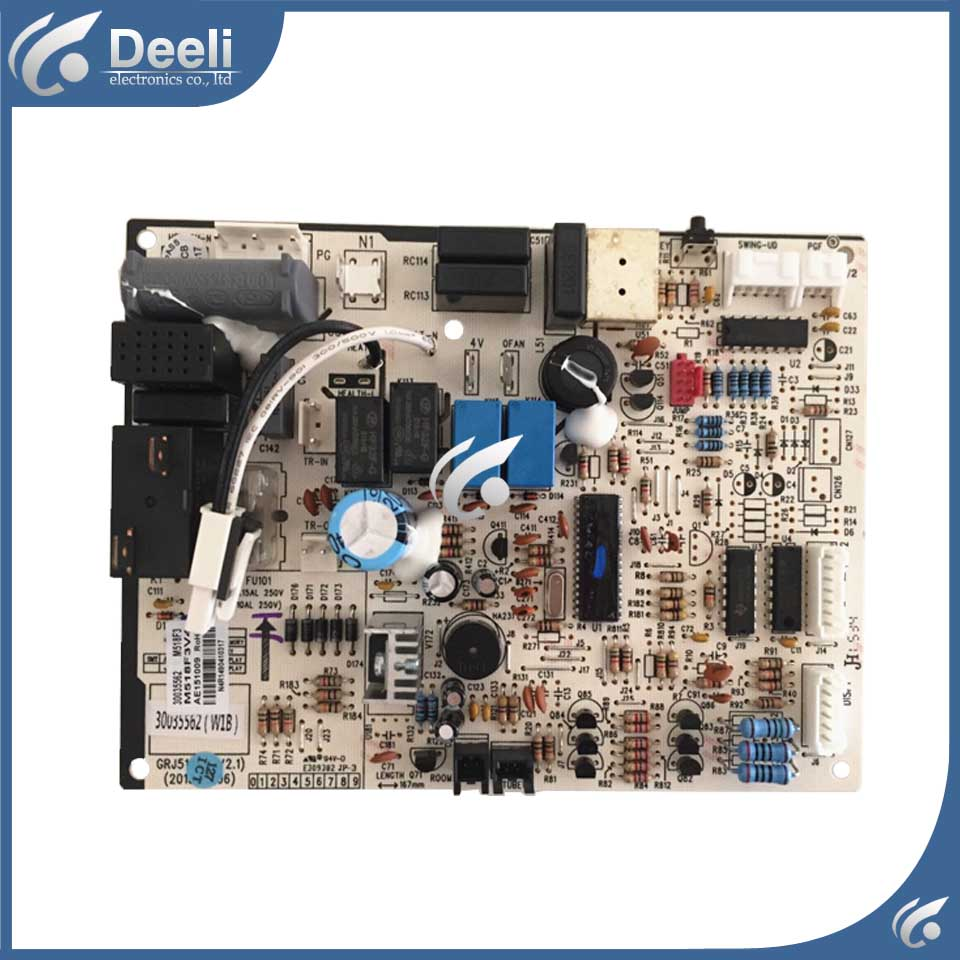new good working for air conditioning pc board circuit board motherboard M518F3 GRJ518-A 30035562 300355624