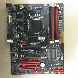 H55 1156 motherboard for Biostar H55A+ LGA1156 DDR3 ATX (Replaces P7H55 P7P55 P7H55-M P7P55D LX LE PRO PLUS Deluxe P7P55D-E-LX)(China)