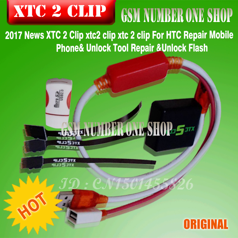 2018 The Newest version 100% Original Xtc 2 Clip Xtc 2 Clip Box +Y cable + Flex cable  3 In 12018 The Newest version 100% Original Xtc 2 Clip Xtc 2 Clip Box +Y cable + Flex cable  3 In 1