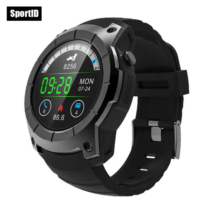 New GPS Smart Watch Heart Rate Monitor Air Pressure Sport Smartwatch Memory Card Answer Dial Call S958 SIM Watches for Phone smartch s928 smart watch gps sport smartwatch professional heart rate monitor air pressure altimeter smart band for ios android