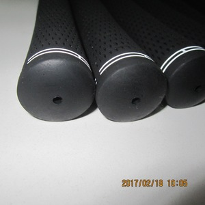 Image 3 - Pcs por lote 60R 13 logo em branco M60 ferro motorista golf grip de borracha