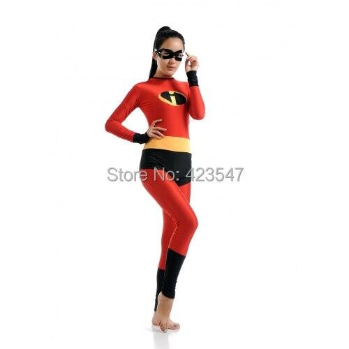 A hihetetlen jelmez a hihetetlen asszonyok számára A Halloween - Jelmezek - Fénykép 2