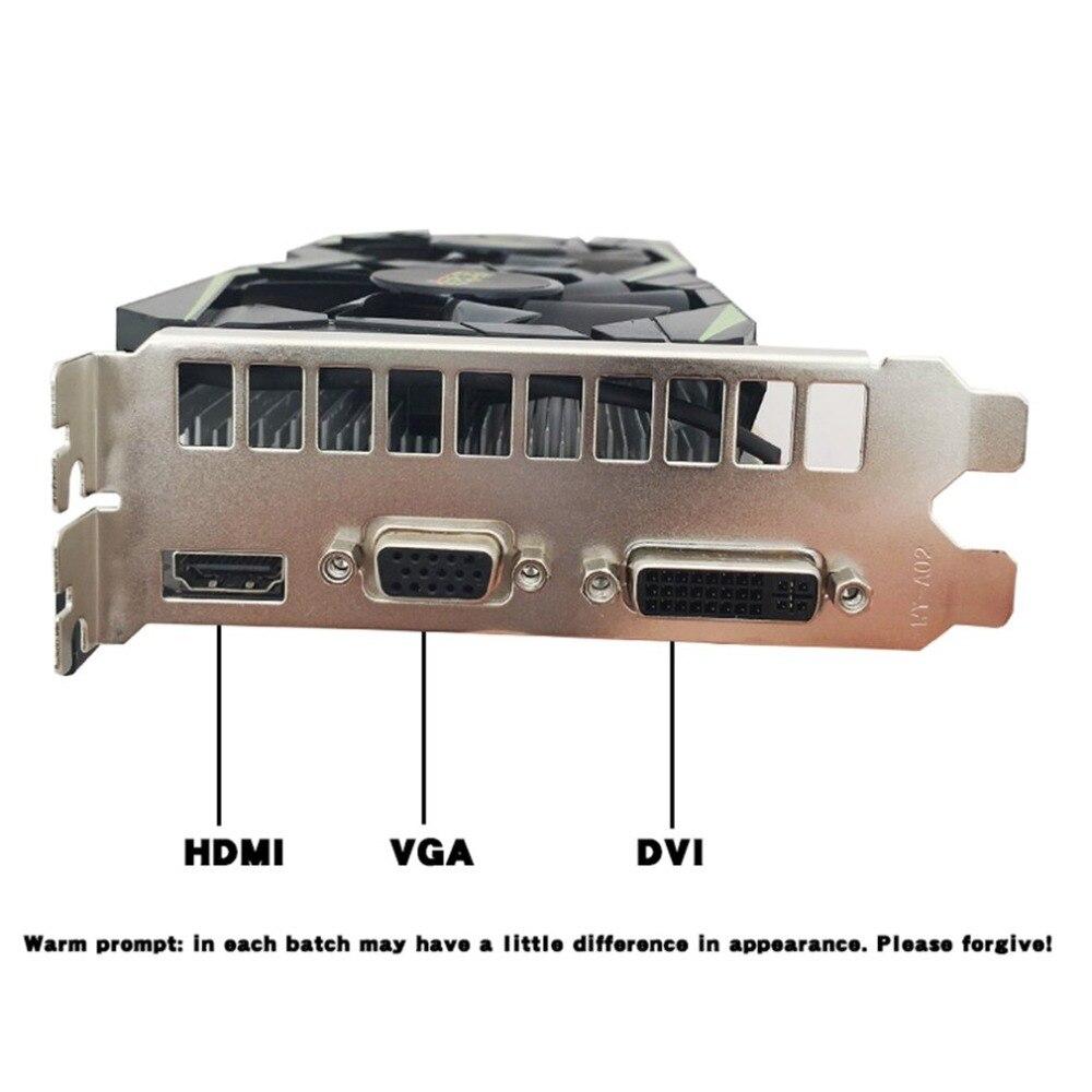 Graphic Card For NVIDIA For GeForce GTX960 4GB DDR5 128Bit PCIExpress Video Card Desktop Computer HDMI VGA DVI Port Random Color