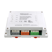 Sonoff 4CH WiFi Switch