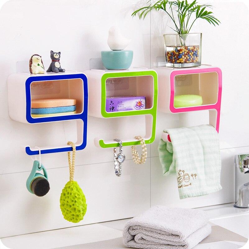 Number 9 Er Shelf Bathroom Shelves Soap Holder Storage 4clolor In Racks From Home Garden On Aliexpress