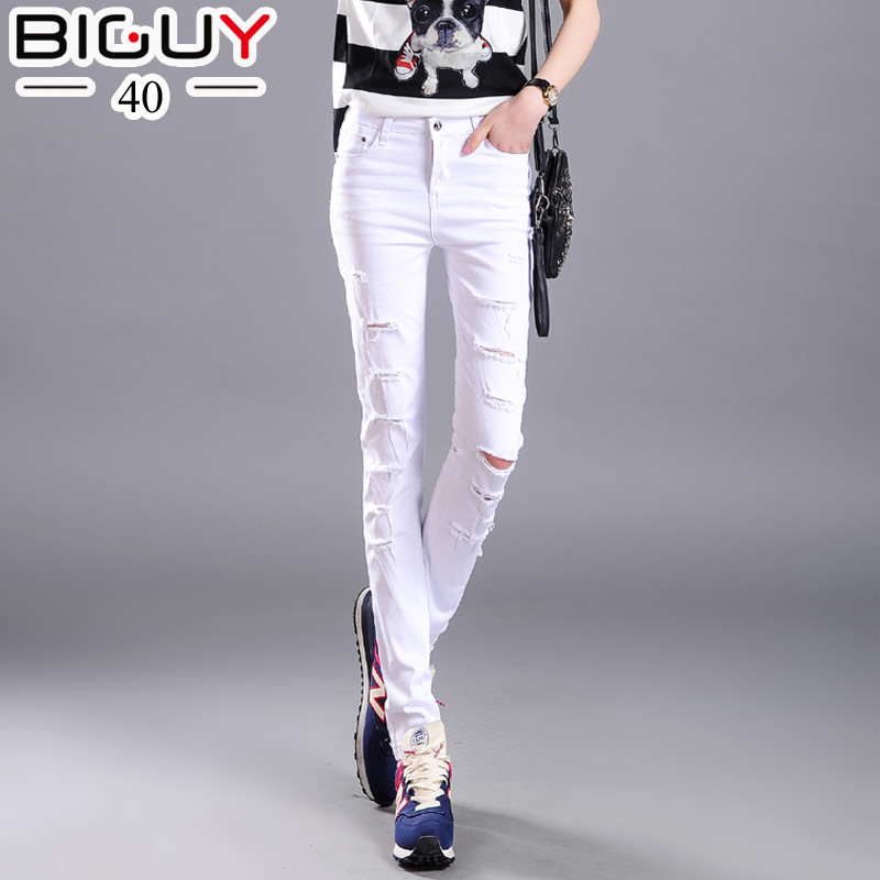 Popular White Skinny Jeans Guys-Buy Cheap White Skinny Jeans Guys ...