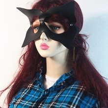 Барная маскарадная Шоу Черная маска Хэллоуин для мужчин и женщин аксессуары для лица сценическая драма представление косплей эротическая игрушка