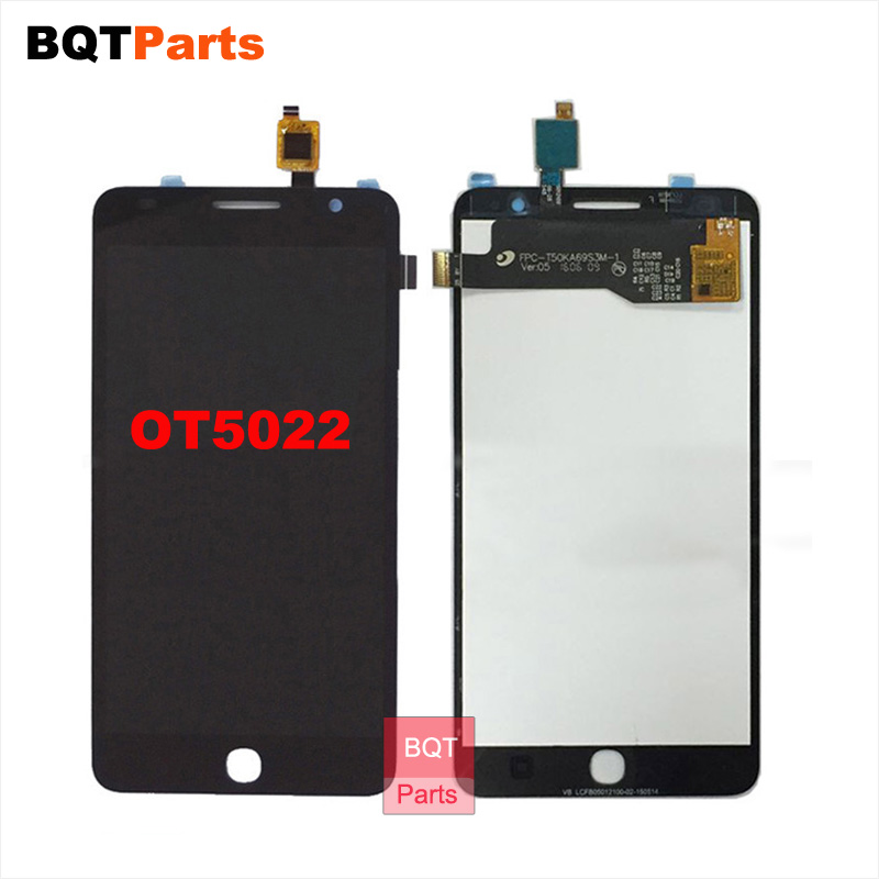 ФОТО 100% Tested For Alcatel One Touch Pop Star 3G OT5022 5022 lcd screen Display with Digitizer touch screen full assembly