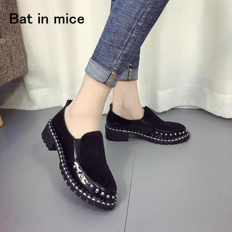women shoes 2018 autumn winter new women flats shoes cozy shoes women Pu leather shoes Mujer zapatos Plus size 35-40 A071 женские кеды shoes women huarache zapatos mujer ws6 4 shoes women5354