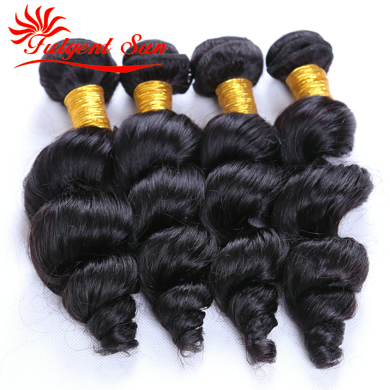 "ALIEXPRESS Unprocessed Peruvian Loose Wave Virgin Hair peruvian Bundle 8 inch""-30 inch"" Lot Remy Human Extensions"""