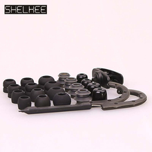 SHELKEE 1Set DIY Cavity Shell Set Upgrade Replace Accessories Repair For  Sennheiser IE80/IE8/IE8I Earphones silicone Case цена