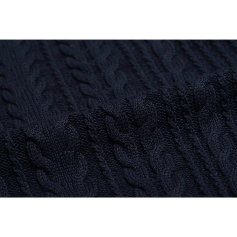 Enjeolon top marque automne hiver cardigan tricoté Pulls homme - Vêtements pour hommes - Photo 4