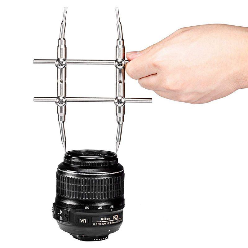 Professionele gebogen tips DSLR cameralens moersleutel reparatie - Camera en foto - Foto 5