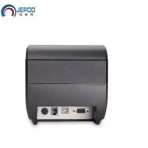 Image 5 - XP Q200II 80mm desktop thermal receipt printer Optional interface USB+Serial/LAN 200mm/s high speed bill priner with auto cutter