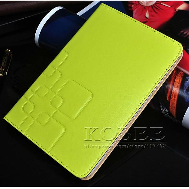 Carpeta de lujo para Samsung Galaxy Tab A 9.7 T550 T555 soporte Folio funda de cuero de la PU de la tableta de la piel cubierta de la caja para Samsung T550 T555