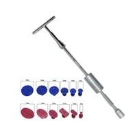 Car Dent Repair Tools sag Repair Kit free sheet metal Dent Repair T pull rod puller