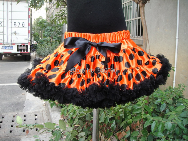New baby girls fashion chiffon pettiskirts 5 pieces/lot PETS-100
