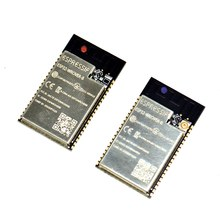 ESP32-WROVER-B PCB onboard antenna ESP32-WROVER-IB Ipex antenna module based on ESP32-D0WD WiFi-BT-BLE MCU module 4MB SPI flash(China)