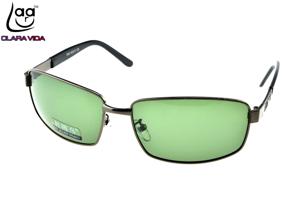 CLARA VIDA   Custom Made MYOPES MOINS PRESCRIPTION GRIS LENTILLES MYOPIE  MYOPE SAUQRE Polarisées lunettes de soleil-1 à-6 8a9eb2454ed8