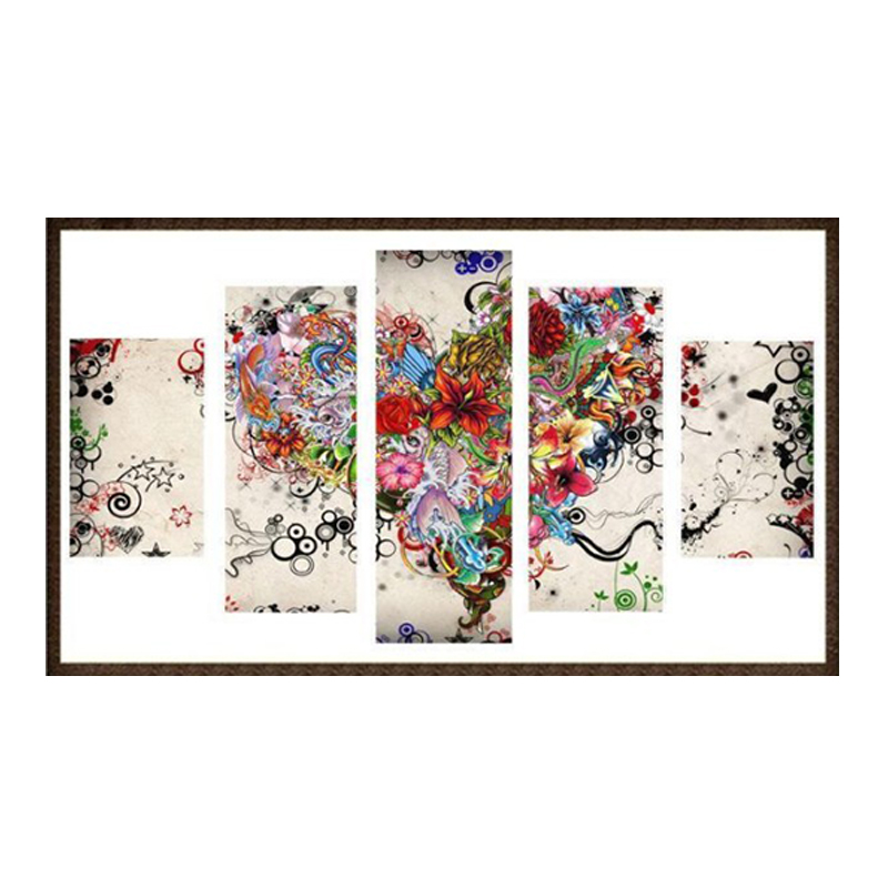 Full Drill DIY 5D Diamond Painting Embroidery Cross Stitch Home Decor Craft NEW