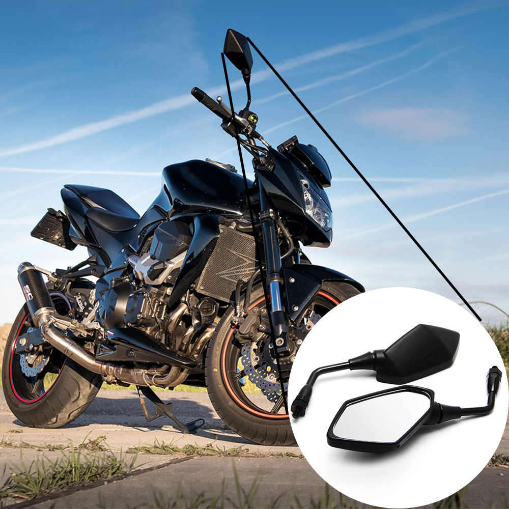small resolution of kemimoto rearview side mirrors for kawasaki z750 z1000 2004 2005 2006 2007 2008 2009 2010 2011