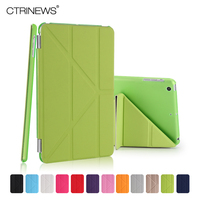 CTRINEWS For Apple IPad Air 1 Case Fashion PU Leather Cover Smart Case Magnetic Wake Up