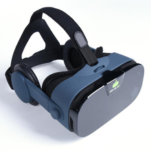 FiiT VR 2F VR виртуальной реальности 3D очки стереонаушники+ смарт Bluetooth беспроводной пульт дистанционного управления геймпад для 4,0-6,3 дюймов