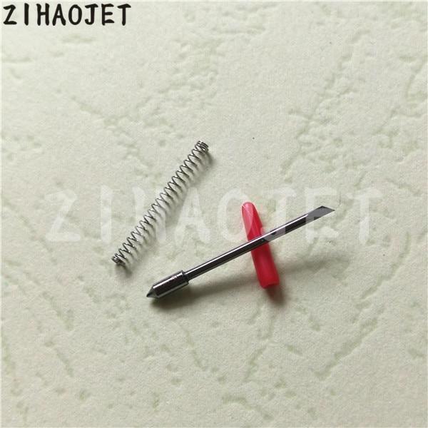 100pcs wholesale 45 degree Graphtec CB09 CE6000 CE5000 60 Blades For silhouette cameo craftrobo vinyl cutter