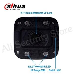 Image 4 - Dahua IPC HFW4631H ZSA 6MP IPC Dahua IP 카메라 내장 마이크 마이크로 SD 카드 슬롯 2.7 13.5mm 5 배 줌 VF 렌즈 PoE WDR CCTV 카메라