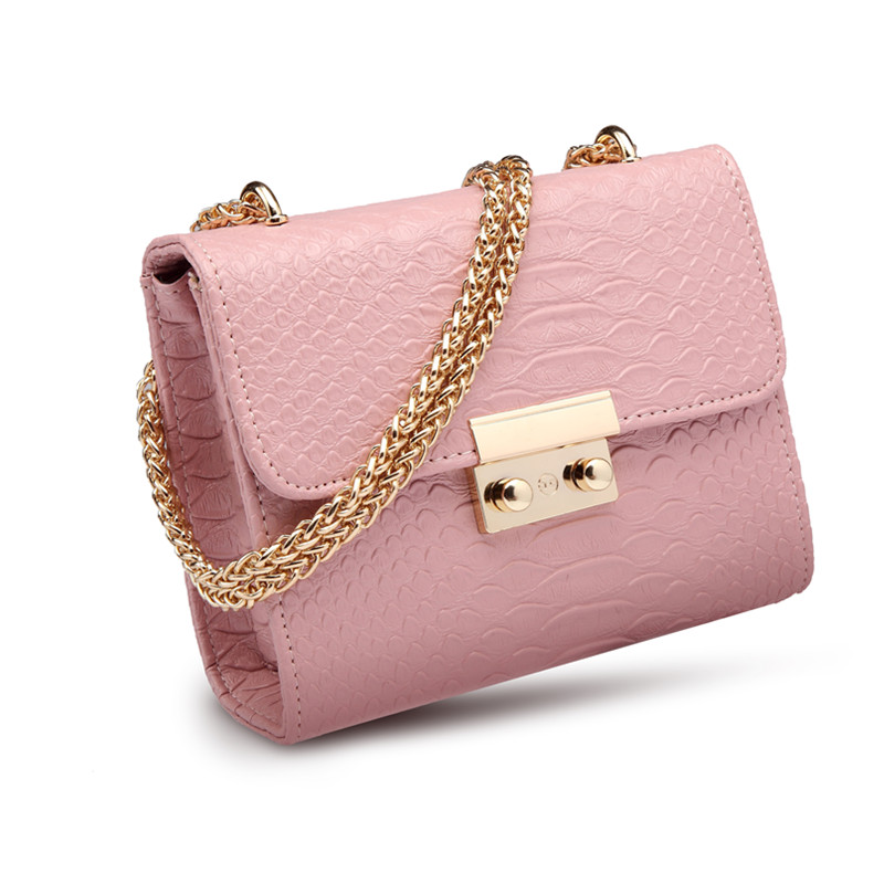 Women's Clutches New  crossbody bags women pu leather handbags Shoulder small ba