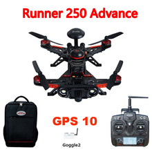 Walkera Runner 250 GPS System RC Drone Quadcopter with DEVO 7 /OSD / 1080P Camera /Goggle 2/ Original box RTF GPS 5 Version