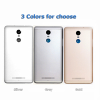 2016 New For Xiaomi Redmi Note 3 Pro Prime Battery Back Cover Case 5 5Inch Hongmi