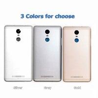2016 New For Xiaomi Redmi Note 3 Pro Prime Battery Back Cover Case 5 5Inch Hongmi