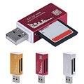 USB 2.0 Все В 1 Multi Чтения Карт Памяти для Windows 98SE/Me/2000/XP/Vista/7 Mac OS 9.0 лектор де tarjetas #0112