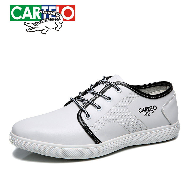 ФОТО CARTELO In the spring of 2017 new men walking shoes breathable soft light golf shoes  US 5.5-9.5 free shipping 30618AA