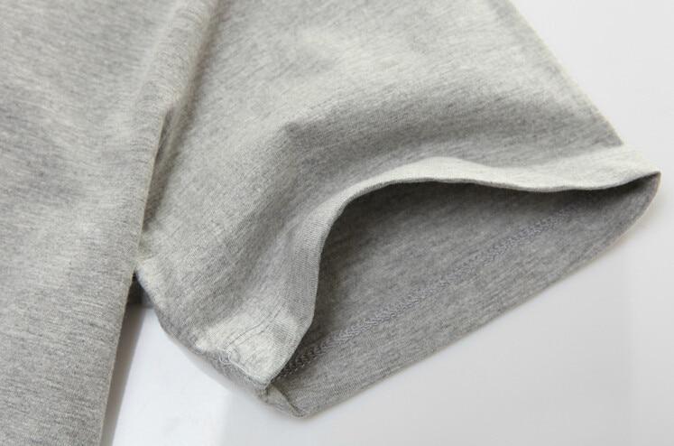 algodão manga curta t camisa aliens vs predator camisetas para homem