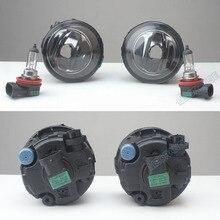 Sis Lambası Montaj Süper Parlak Sis Işık NISSAN TIIDA SC11X KÜP Quest 2006-2012 Için Sis Farları 55 W 2 adet