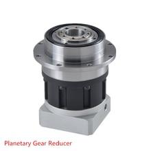 Легкая установка LRH60-14mm планетарный редуктор диск Тип, 14 мм Вход диаметр отношение: 80/100: 1 reducerfor NEMA24 60 мм серводвигатель