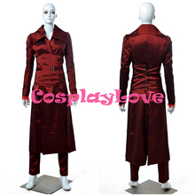 New Custom Made American Movie X-Men X-Men The Phoenix Marvel Red Cosplay Costume Christmas Halloween High Quality CosplayLove