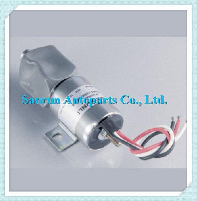ФОТО Fuel Shutdown Solenoid Valve 1756ES-12E3ULB1S5 SA-4735
