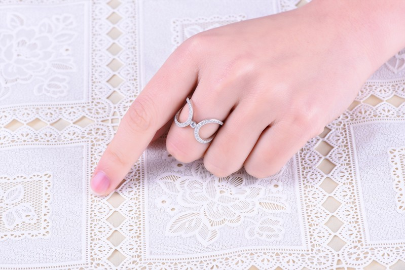 for silver women ring,for silver stone ring,for stone silver ring,for ring woman silver,for simulated diamond silver ringDL56710A (8)